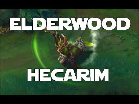 League of Legends - Elderwood Hecarim Jungle
