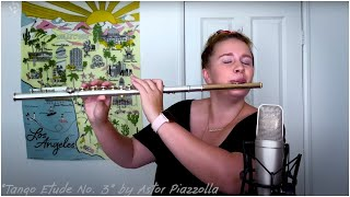 Astor Piazzolla - Tango Etude No. 3 (BerkleeAnywhere featuring Antonina Styczen)
