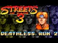 Streets of Rage 3 -  Deathless Axel Run #2 (Full)