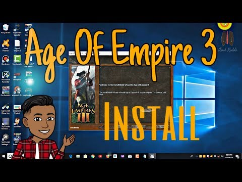 How To Install Age Of Empire 3 Full Version