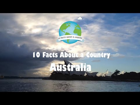 10 Facts About a Country - Australia