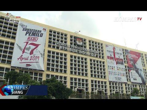 KPU Telusuri Dugaan Surat Suara Tercoblos di Malaysia