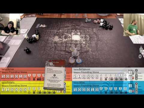 Hero Settlement #2.0 Part 2 - Prologue White Lion - Kingdom Death Monster