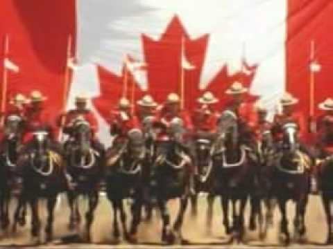 Canadian Symbols: the RCMP