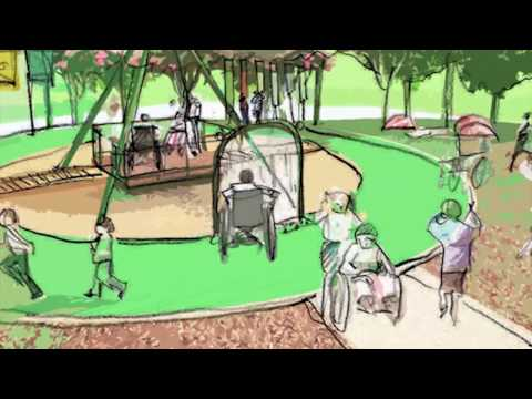 Community Renews Effort to Build Clayton's First Universal Playground