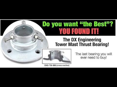 DX Engineering's DXE-TB-300 Thrust Bearing