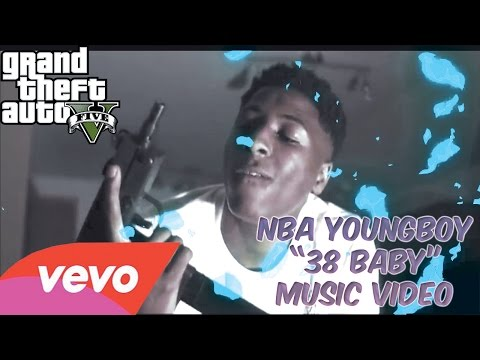NBA YoungBoy - 38 Baby | GTA 5 Music Video