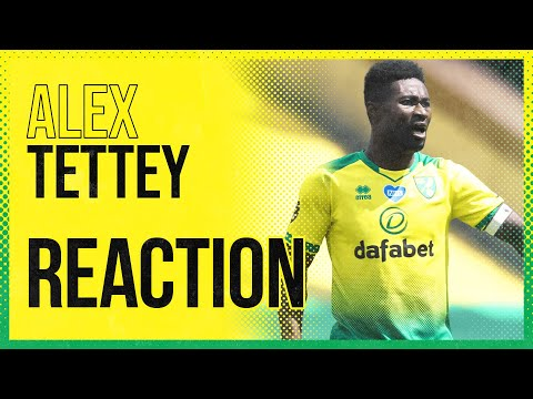 Norwich City 0-4 West Ham | Alex Tettey Reaction