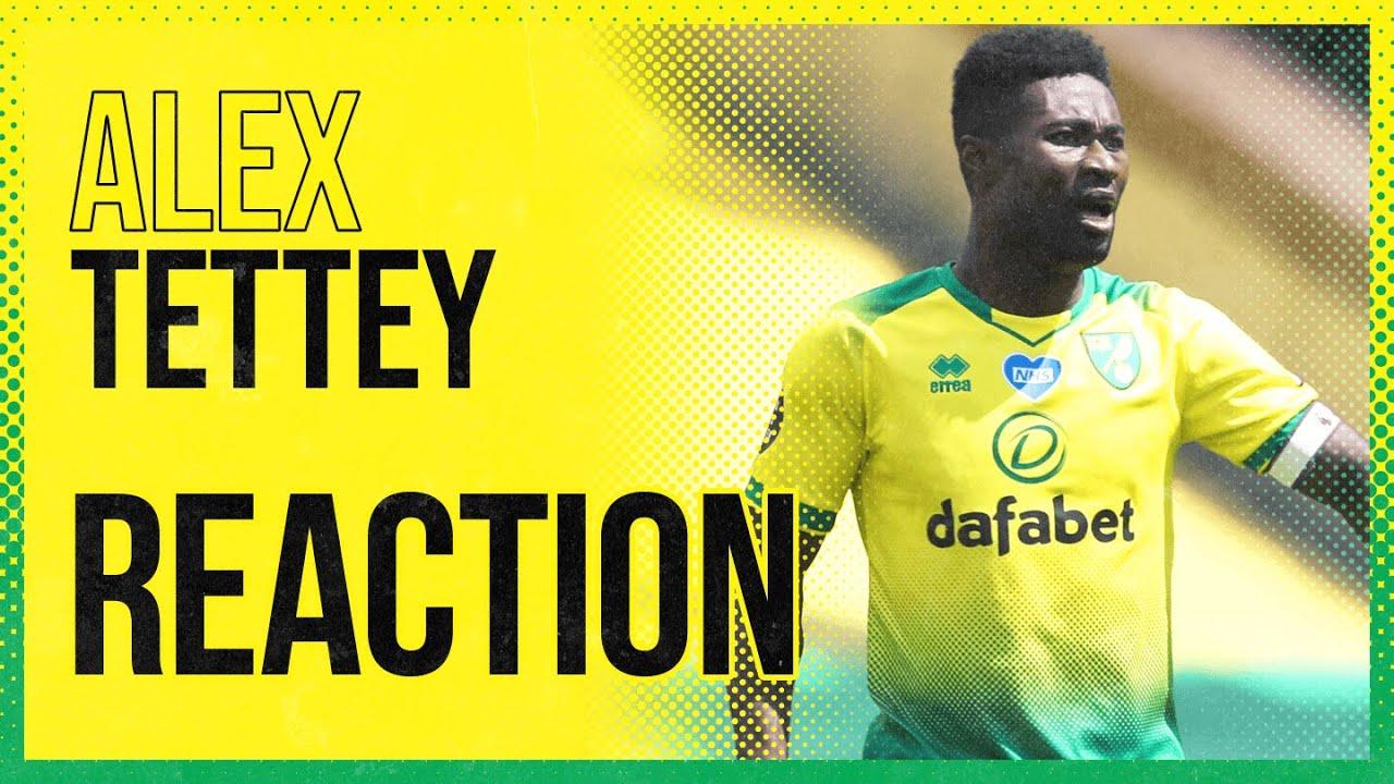 Norwich City 0-4 West Ham   Alex Tettey Reaction