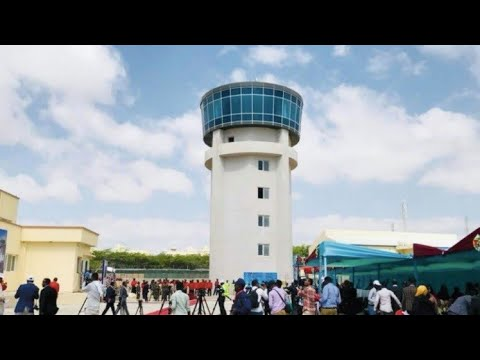 Mogadishu aden adde international airport, Somalia 2018 HD VIDEO My City Mogadishu