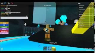ROBLOX Mit Zetrix: Freeze Tag: Mit Jay und schattiert.