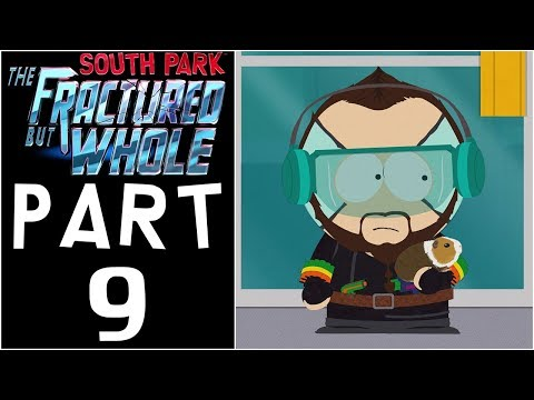 "South Park: The Fractured But Whole - Let's Play - Part 9 - ""Guinea Pig Delivery, More Gender Stats"""