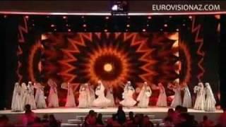 Азербайджанский национальный танец -