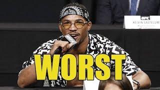 Worst Trash Talk Attempts In MMA - Part 1