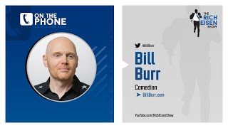 Like You, Comedian Bill Burr Is Stuck at Home Watching A TON of Classic Sports | The Rich Eisen Show