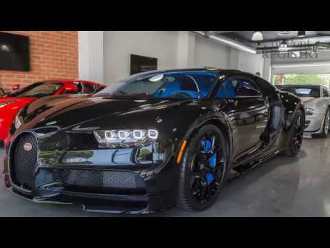 2018 Bugatti Chiron For Sale Youtube
