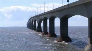 Confederation Bridge, Prince Edward Island Side