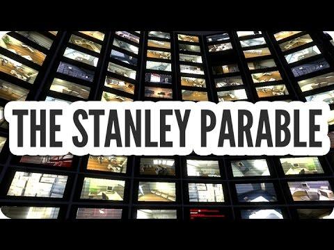 NOS CONTROLAN, NOS OBSERVAN, TENEMOS QUE ESCAPAR | The Stanley Parable #1