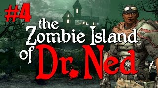 Borderlands: The Zombie Island of Dr Ned - Part 4 - Dead Haven!