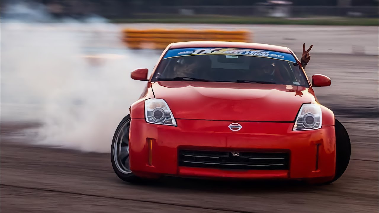 He quit professional drifting because he had to sit in line.  Seriously.