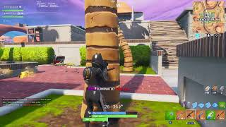 Dansk fortnite en direct 'utiliser le code ashy'youtube 'ny pistolet