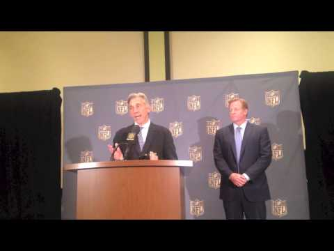 NFL Says St Louis Has Made Consistent Progress In New Stadium Proposal