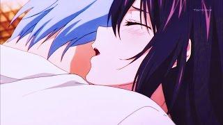 Аниме клип про любовь - Ты любишь осколки... (Аниме романтика + AMV)