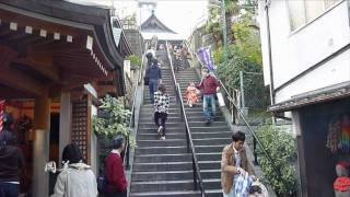 坂東三十三観音 第14番  瑞応山 弘明寺 HD