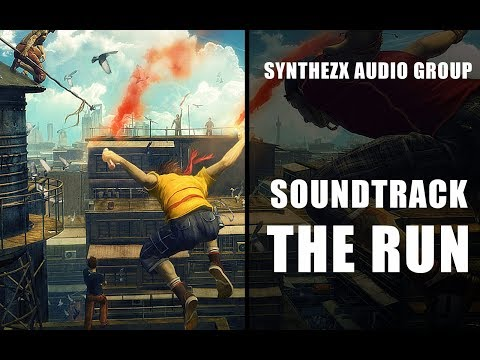 The Run  Background music  Action instrumental music  Royalty free stock music  Synthezx
