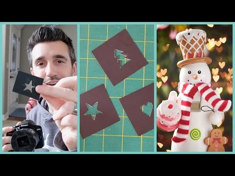 How to Make Fun Bokeh Shapes with a Custom DIY Lens Filter! Shoot from the Hip #35