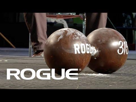 2018 ROGUE RECORD BREAKER  | Cyr Dumbbell - Full Live Stream Event 2