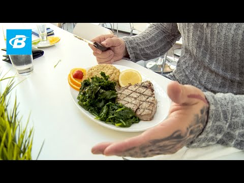 Nutrition Plan | Kris Gethin's 4Weeks2Shred