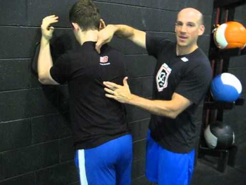 EricCressey.com: Serratus Wall Slide Variations