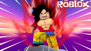 I TURNED SUPER SAIYAN 4 and I LEARNED to FLY in ROBLOX (Dragon Ball AF in Roblox) ‹ chicken ›