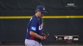 33 strikeouts in one game!! Japan v USA - WBSC U-18 Baseball World Cup 2017