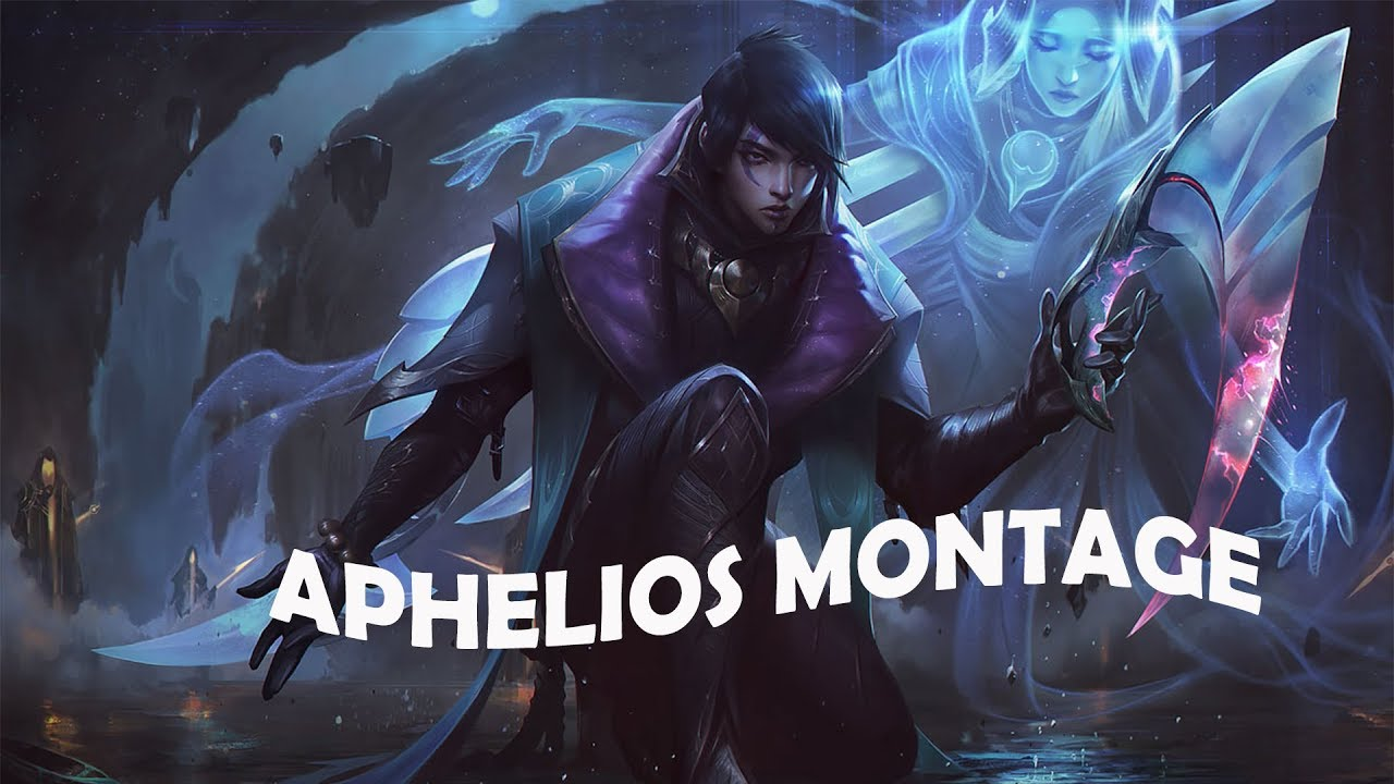 Aphelios Montage - IRON RANK | LEAGUE OF LEGENDS