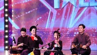 vietnams got talent 2016 - tap 01 - hat xam - vo huong giang