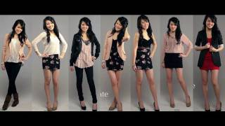 One of Sylvia Jade's most viewed videos: Lookbook: Valentine's Day Outfits