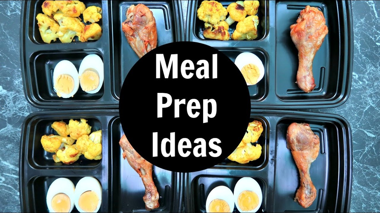 Meal Prep Ideas For The Week Low Carb Keto Diet Recipes Youtube