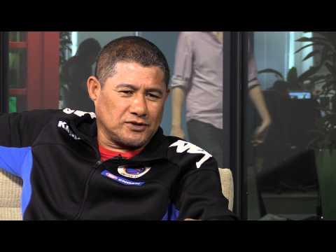 Cavin Johnson Supersport United interview