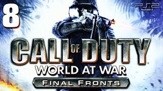 Call of Duty: World At War ► Final Fronts (PS2) - 1080p HD Walkthrough Mission 8 - Relief of Bastogn