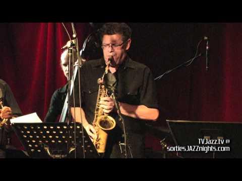 Rémi Bolduc Jerry Bergonzi Phil Dwyer - Giant Steps - TVJazz.tv (la bonne version!)