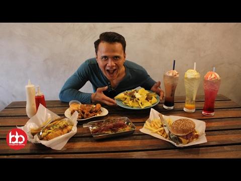 Cari Makan Bersama BloggerBar - Grease, Shah Alam