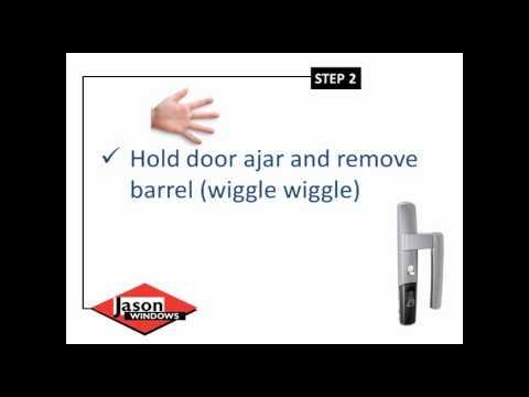 sc 1 st  YouTube & Jason Windows Barrel Change PD Door - YouTube pezcame.com