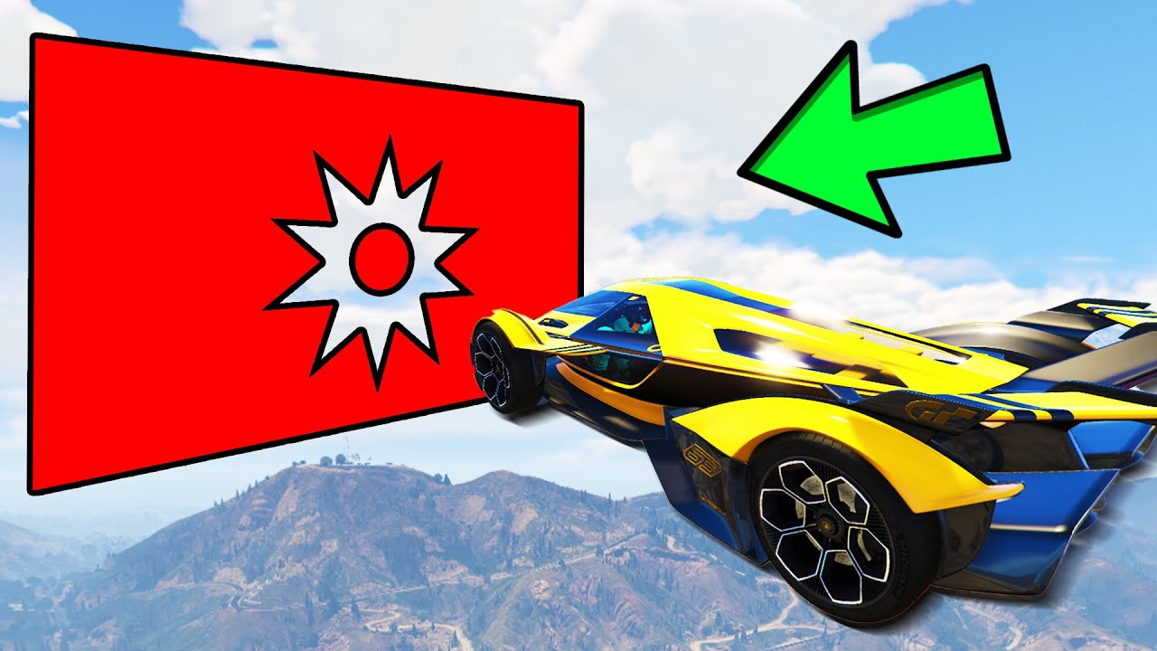 1000% IMPOSSIBLE FIT THROUGH HOLE CHALLENGE in GTA 5! (ft. Bob & Chop)
