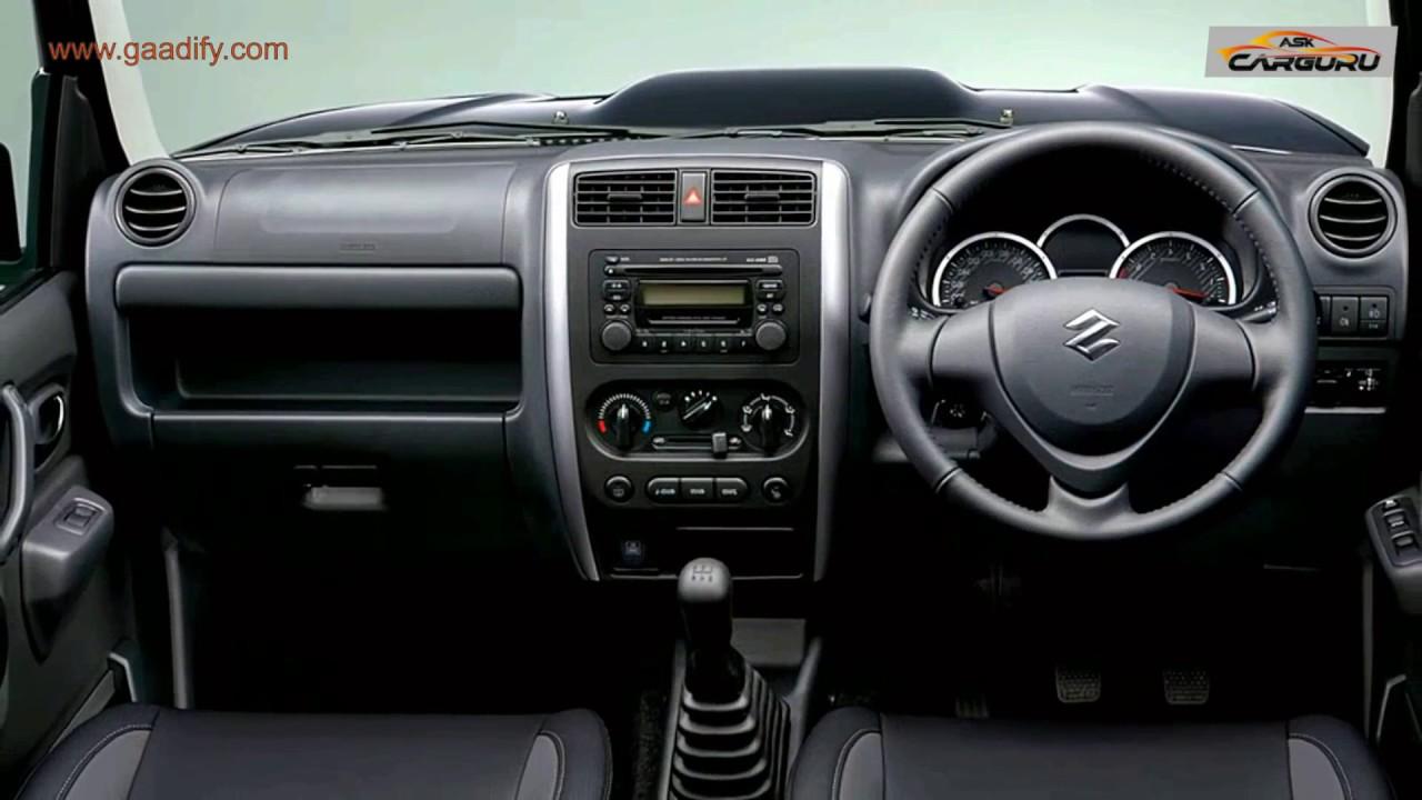 Jimny Maruti Jimny Launching Date Price 4wd Engine प र