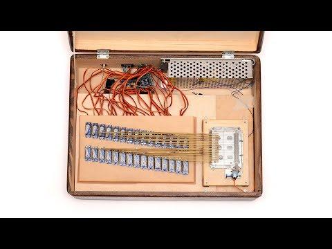 MIDI Music Box - mitxela com