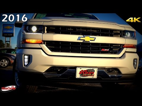2016 Chevrolet Silverado 1500 Z71 2LT - Ultimate In-Depth Look in 4K