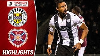 St Mirren 1-0 Hearts | Obika's Goal Leaves Hearts 4 Points Adrift! | Ladbrokes Premiership