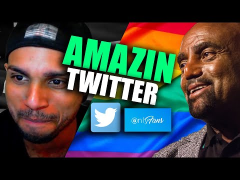 Jesse Lee Peterson Liked GAY ONLY FANS On Twitter